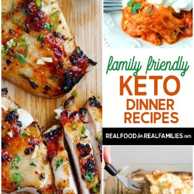 Family friendly keto dinner recipes