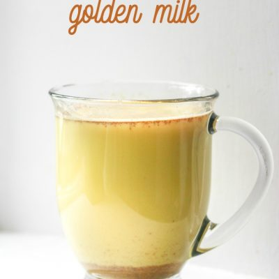Golden Milk Recipe