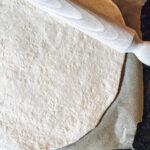 easy vegan pizza dough